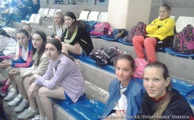 На такмичењу у Чачку