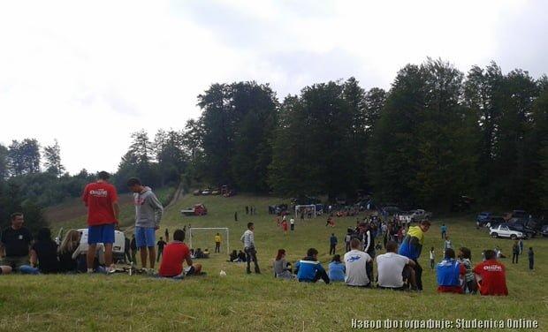 Камповање и сабор на планини Радочело 2014.